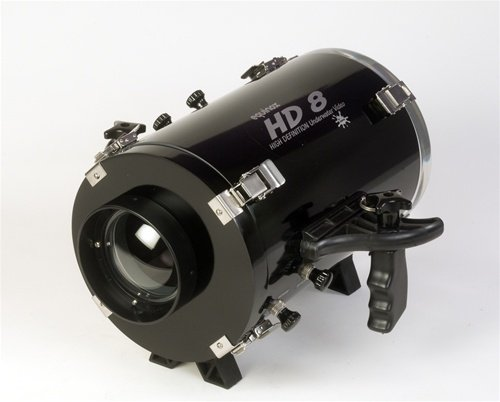 Equinox Hd8X Underwater Video Housing For Jvc Gy-Hm150U Camcorder
