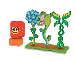 Bobble Bots Moshi Monsters Moshi Figure and Flower