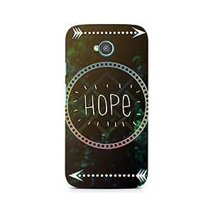 Ebby Hope Arrow Premium Printed Case For Moto E2