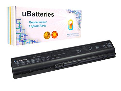 UBatteries Laptop Battery HP Pavilion dv9890el dv9890eo dv9890ep dv9890es dv9890ew dv9901tx dv9905el dv9914el dv9920ed dv9925ez - 14.4V, 8 Cell