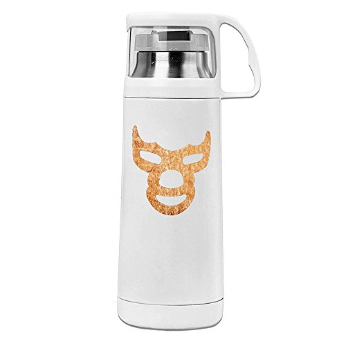 MMGt Blue Demon Mask Vacuum Cup Water Bottle