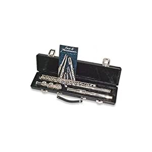 Gemeinhardt 2SP Silver Plated Flute Outfit