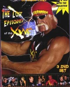 The Lost Episodes Of The XWF (3-Disc Set)