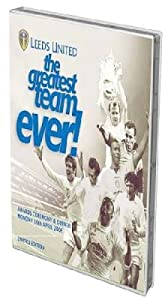 Leeds United: The Greatest Team Ever! [DVD]