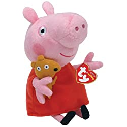 [Best price] Stuffed Animals & Plush - Ty Beanie Babies Peppa Pig Regular Plush - toys-games