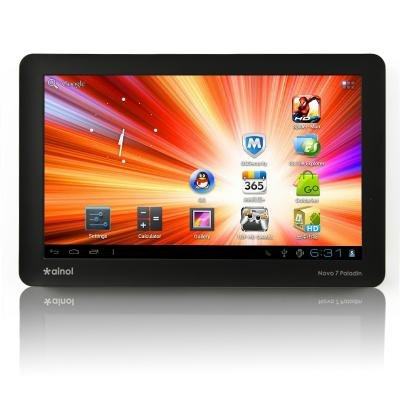 Ainol Novo 7 Paladin Android 4.0.3 ICS 8GB Tablet, EBook Reader