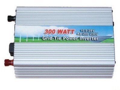 Sungoldpower 300W Grid Tie Inverter Dc10.5V-28V Power Inverter For Solar Panel System