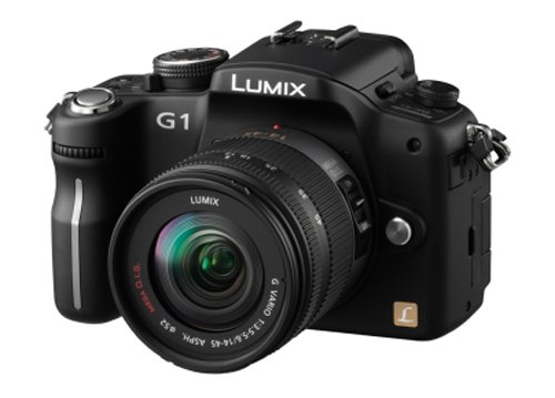 Panasonic Lumix G1 Compact System Camera Kit 