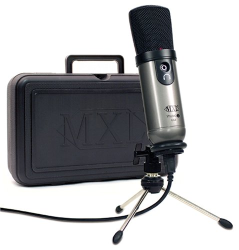 MXL Studio1-USB USB Desktop Recording Kit