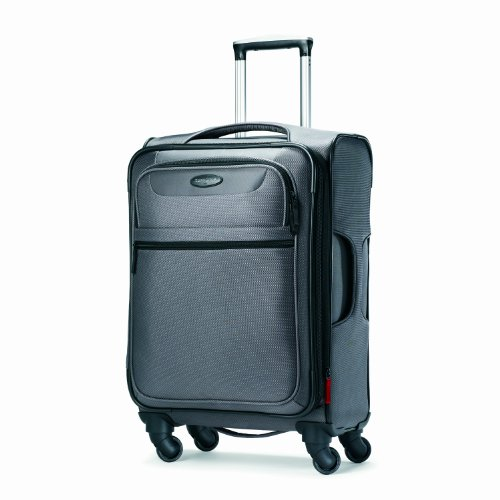 Samsonite Lift Spinner 29 Inch Expandable Wheeled Luggage, Charcoal, One Size best buy