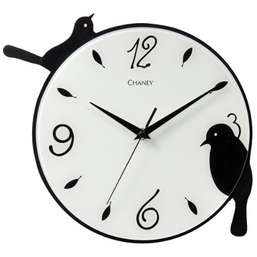 Perched Birds Clock