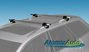BMW X5 Series Wagon Roof Rack Crossbars With Locks