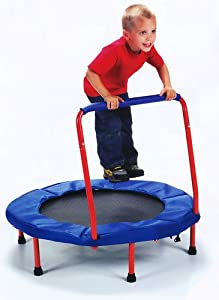 Fold and Go Trampoline - 2013 Limited Edition Red