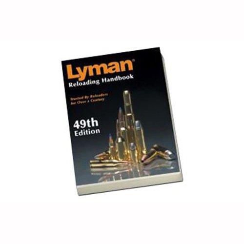 Lyman Reloading Handbook, 49th Edition