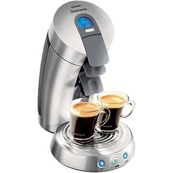 philips hd7830 / 51 gris machine a cafe senseo nouvelle generation