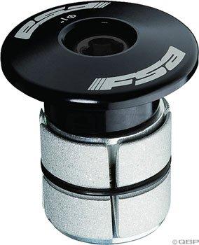 """Fsa Compressor 1"""" Black Expander Plug And Top Cap"""