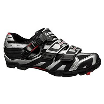 Shimano SH-M161G Shoe - Men's Gray/Black, 41.0