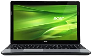 Acer Aspire E1-571-6481 15.6-Inch Laptop (Glossy Black)
