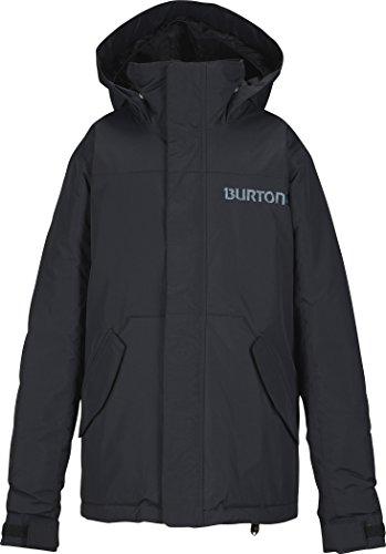 burton-giacca-da-snowboard-bambino-amped-nero-true-black-s