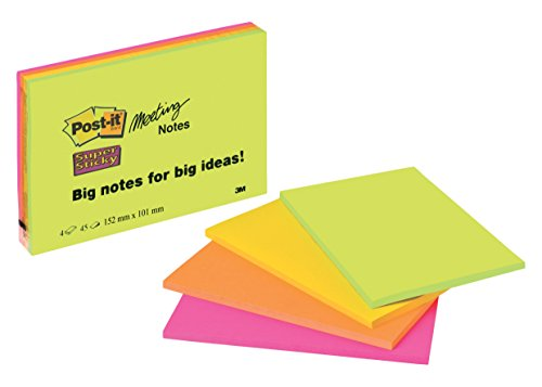 post-it-super-sticky-6445-ssp-pack-de-4-blocs-de-notas-adhesivas-45-hojas-bloc-149-x-98-mm-colores-s