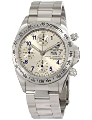 Bargain!! Fortis Men's 630.10.92 M Cosmonauts Chronograph Automatic Day and Date Watch USA Sale