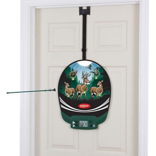 Majik Over The Door Bow Hunt Archery Target Shooting Game