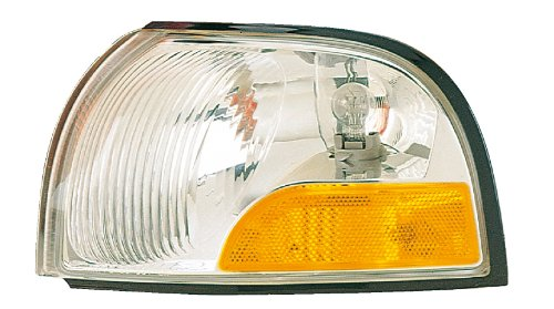Eagle Eyes FR329-U000L Mercury Driver Side Park/Side Marker Lamp Lens and Housing (1999 Nissan Quest Light Cover compare prices)
