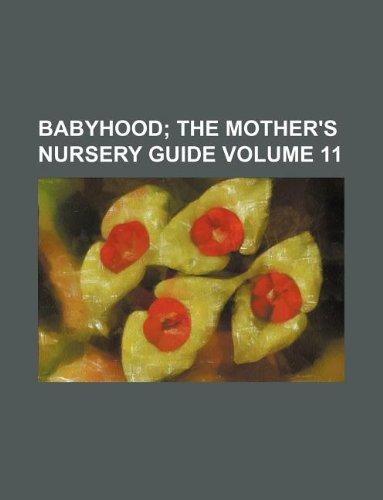 Babyhood Volume 11