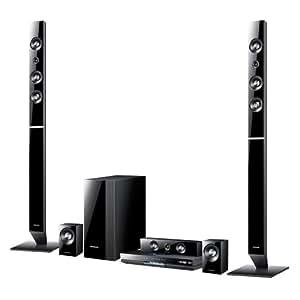 Samsung 1000-Watt Smart Wi-Fi 5.1 Channel 3D Blu-ray Home Theatre System (HT-D6530)