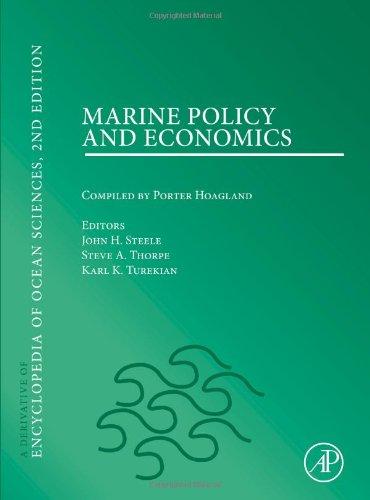 Marine Policy & Economics: A derivative of the Encyclopedia of Ocean Sciences