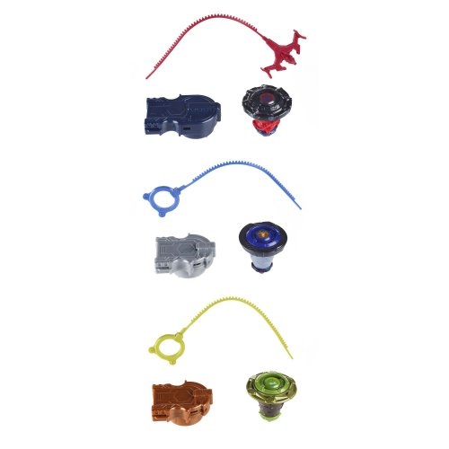 Beyblade Tornado Top 3 Pack - Pegasus, Leone and Destroyer (Beyblade Pegasus 3 Pack compare prices)