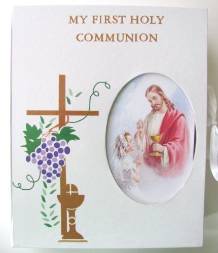 Gifts: First Holy Communion Gift Set for Boy or Girl (Girl)