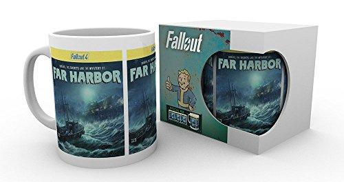 GB eye LTD, Fallout 4, Far Harbour, Tazza