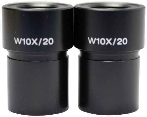 Swift Optical Ma10591 W10X Eyepiece, For M27Led Series Tri-Power Stereo Microscope (Pack Of 2)