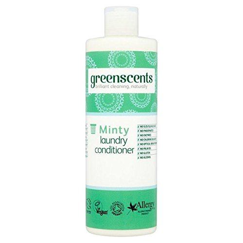 greenscents-minty-laundry-conditioner-400ml-pack-of-4
