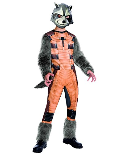 Guardians of the Galaxy Rocket Raccoon Child Boys Costume