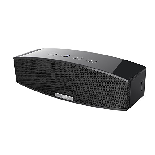 Anker Premium Stereo Bluetooth 4.0 Speaker (A3143), 20W Output from Dual 10W...