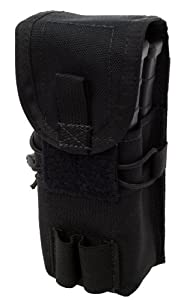 Tactical Tailor 5.56 Double Mag Pouch, Black