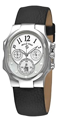 Philip Stein Women's 22-FMOP-CB Classic Chronograph Dial Watch
