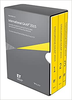 International GAAP 2015: Generally Accepted Accounting Principles Under International Financial Reporting Standards