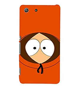 EPICCASE They killed kenny ! Mobile Back Case Cover For Sony Xperia M5 (Designer Case)