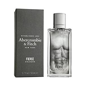 Dolce & Gabbana Fierce Abercrombie and Fitch Cologne Spray, 1.7 Fluid Ounce