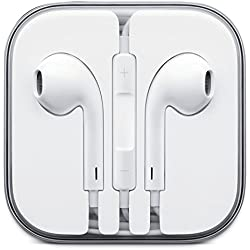 2 Pack Earphones/Earbuds/Headphones with Remote Control and Mic for iPhone 7,7plus 6s Plus 6s, iPhone 5s 5c 5, iPad /iPod