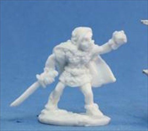 Ingrid, Female Gnome (1) Miniature - 1