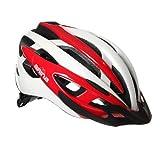 Cycle Helmet Arina Corse White Red Medium 54-58cm