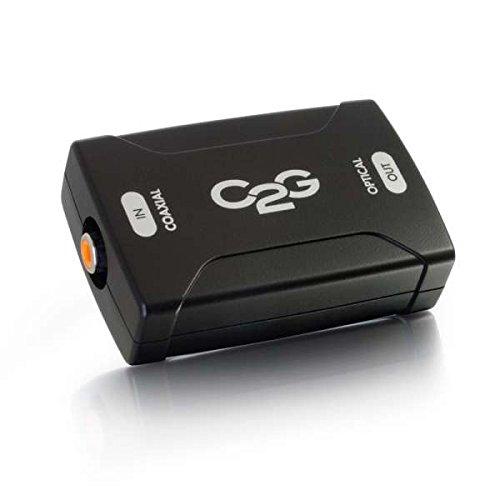 Coaxial Toslink Digital Audio Converter
