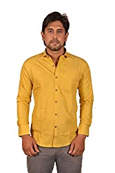 KoriDor Men's cotton Formal Wear