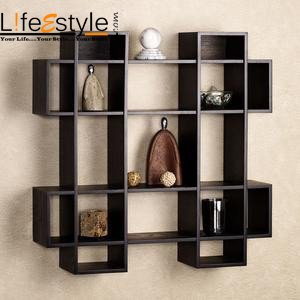 Decorative Floating Wall Shelf Book Rack Available At