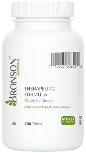 Therapeutic Vitamin And Mineral Formula (250)