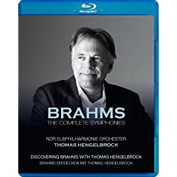 Johannes Brahms: The Complete Symphonies [Blu-ray]